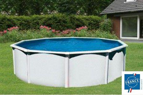 Achetez piscine ronde hors neuf revente cadeau annonce for Piscine hors sol imposable