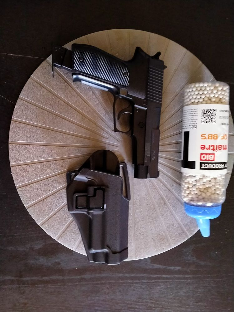Pistolet à billes 50 Versailles (78)