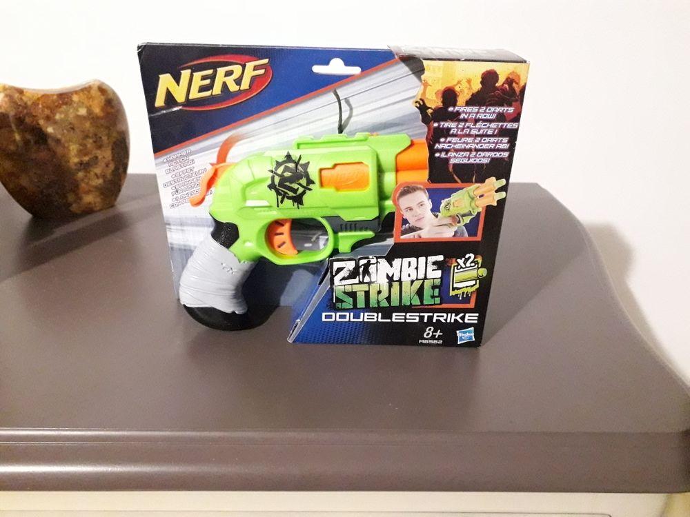 PISTOLET NERF zombie strike 8 Reims (51)