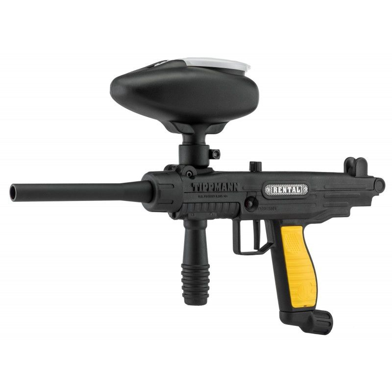 Pistolet de paintball 100 Maringues (63)
