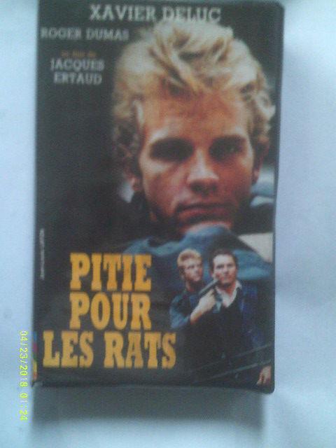 PITIE POUR LES RATS avec Xavier Deluc 0 Rosendael (59)