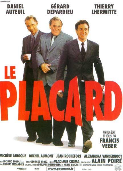 K7 Vhs: Le Placard (21) 3 Saint-Quentin (02)