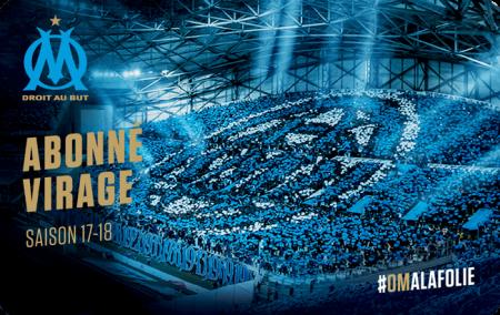 place Marseille OM Bordeaux virage sud 08/12/2019  40 Toulon (83)