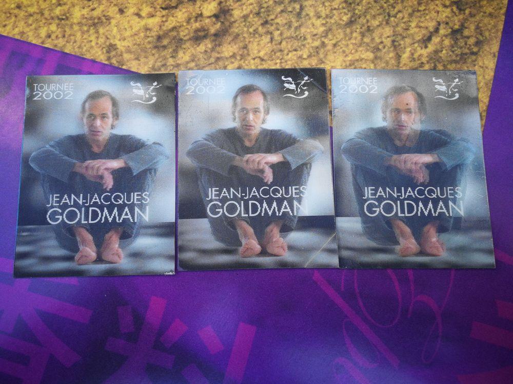 Places concert Goldman 2002 Lyon Fourvière holographiques  25 Lyon 2 (69)