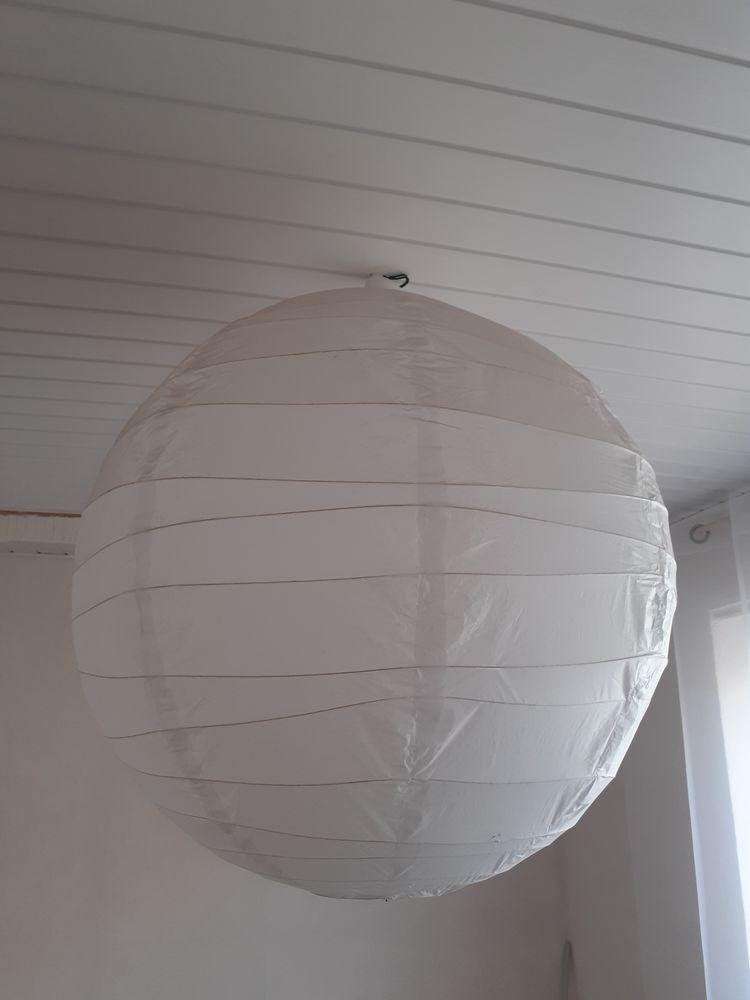 Plafonnier boule japonaise XL  18 Kingersheim (68)