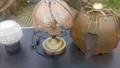 PLAFONNIER, LAMPE CHEVET, SUSPENSION PLAFOND. 21 Donnery (45)