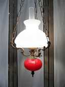 PLAFONNIER LAMPE SUSPENSION LUSTRE METAL DORE ART DECO tbe 79 Marseille 11 (13)