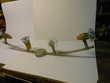 plafonnier 4 lumières orientables