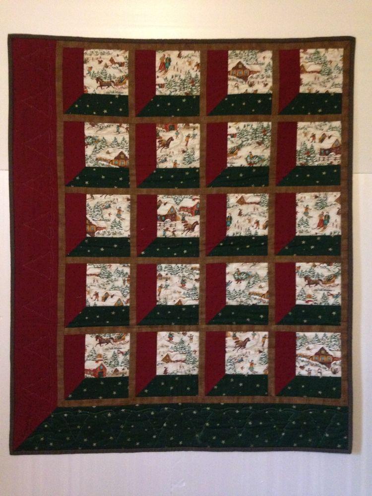 plaid patchwork  170 Vienne (38)