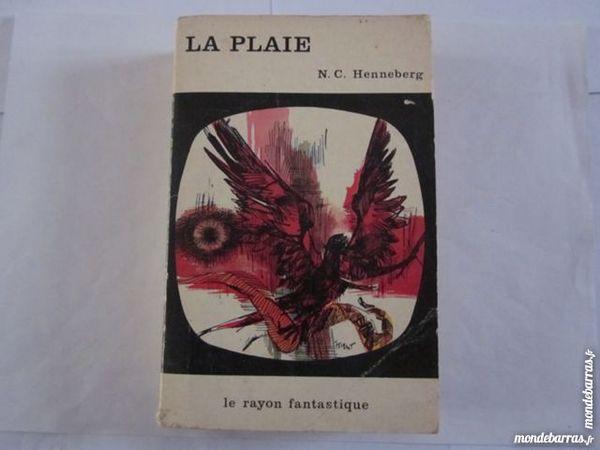 S F  -  LA PLAIE  -  RAYON FANTASTIQUE 7 Brest (29)