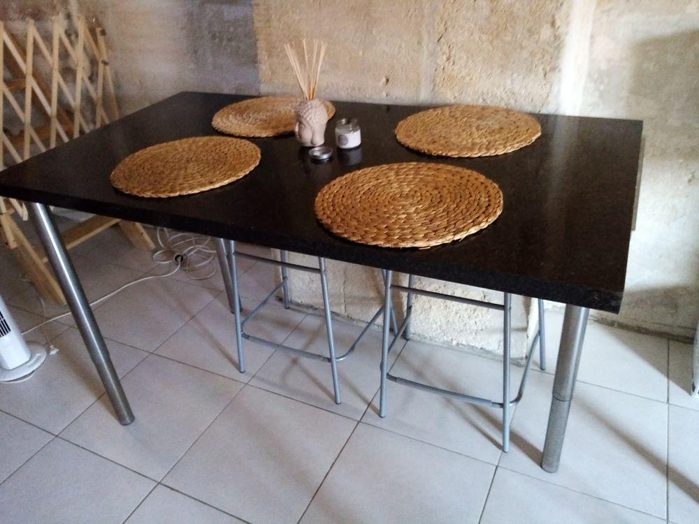 Plan de travail table haute  30 Beaucaire (30)