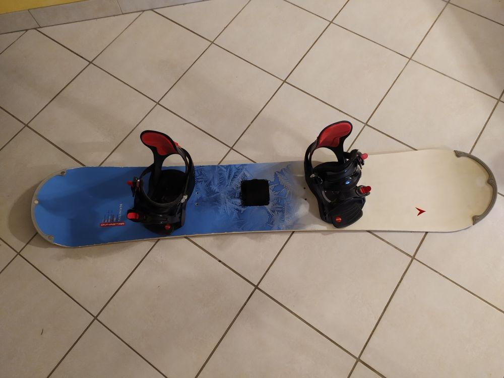 planche de snowboard 60 Saint-Agnant (17)