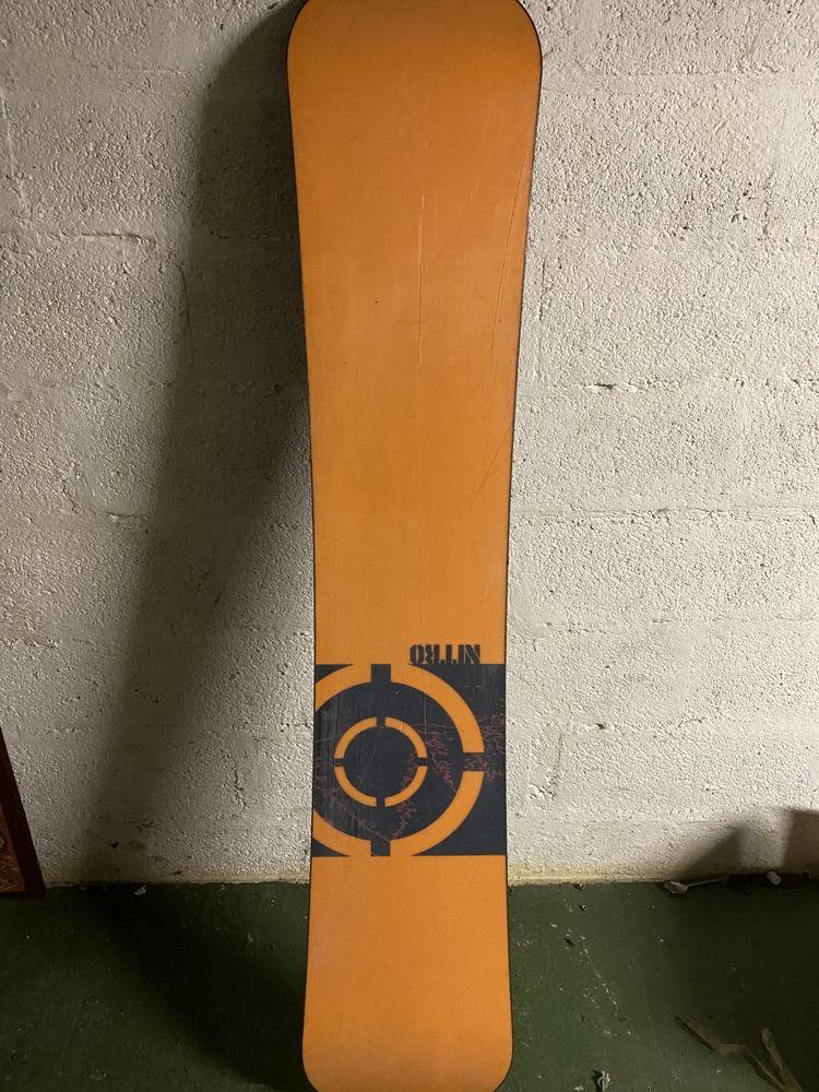 Planche snowboard  40 Saint-Ouen-l'Aumône (95)
