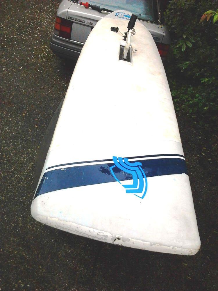 planche à voile FLY SURF avec gréement junior neuf   120 Vérin (42)