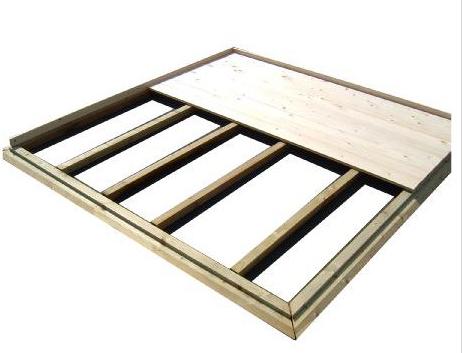 Plancher bois pin du nord 4.52 x 3.92 199 Saint-Paul-de-Varces (38)