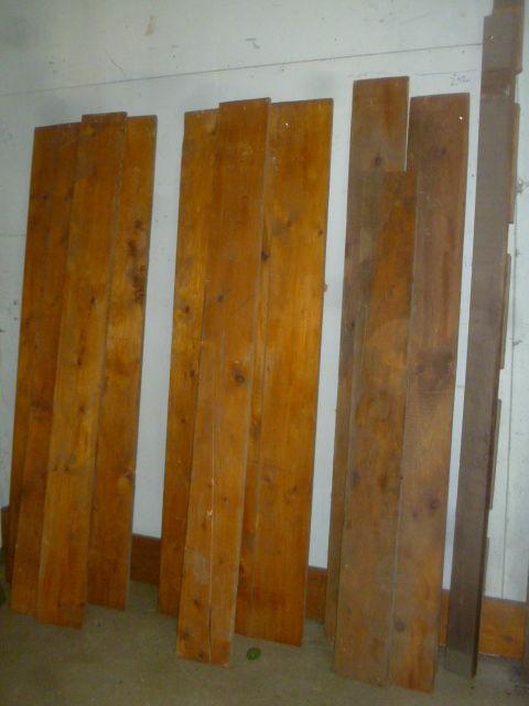 Planches et plateau en bois 100 Six-Fours-les-Plages (83)