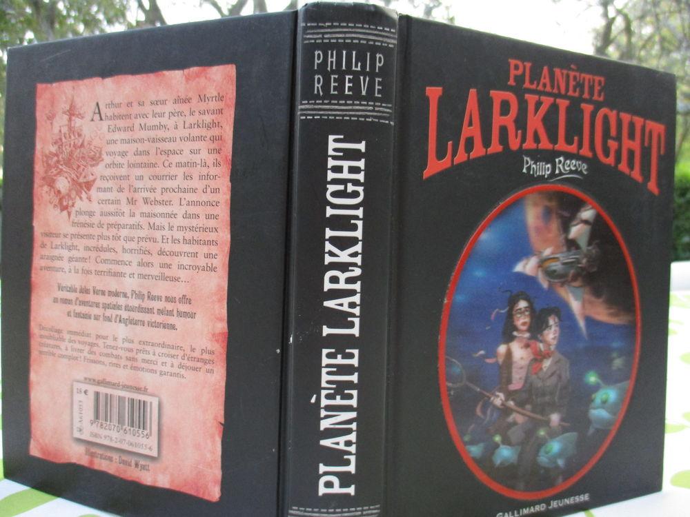Planète LARKLIGHT par Philipp Reeve 12 Sathonay-Village (69)