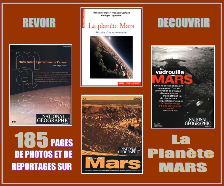 LA PLANETE MARS - galaxie - ASTRONOMIE 20 Laon (02)