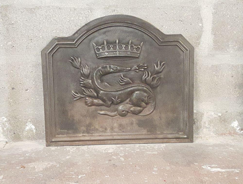 Plaque de cheminée 150 Arques-la-Bataille (76)