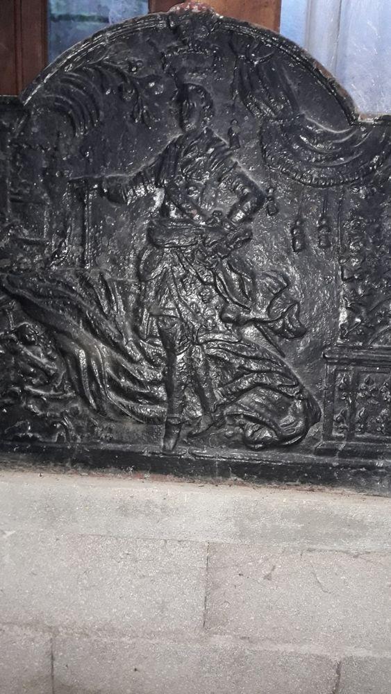 plaque de cheminée 200 La Ferté-Gaucher (77)