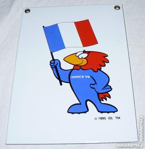 plaque fonte FOOTIX 15 Tourcoing (59)