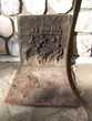Plaque foyère de cheminée avec sole Toulouse (31)