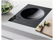 Plaque a induction wok+wok Electrolux neuf
