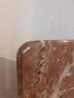 PLAQUE en Marbre couleur rose Meubles