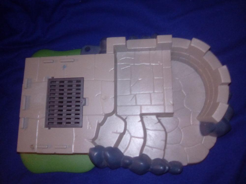 plaque Playmobil boite 4007  10 Beauchamp (95)