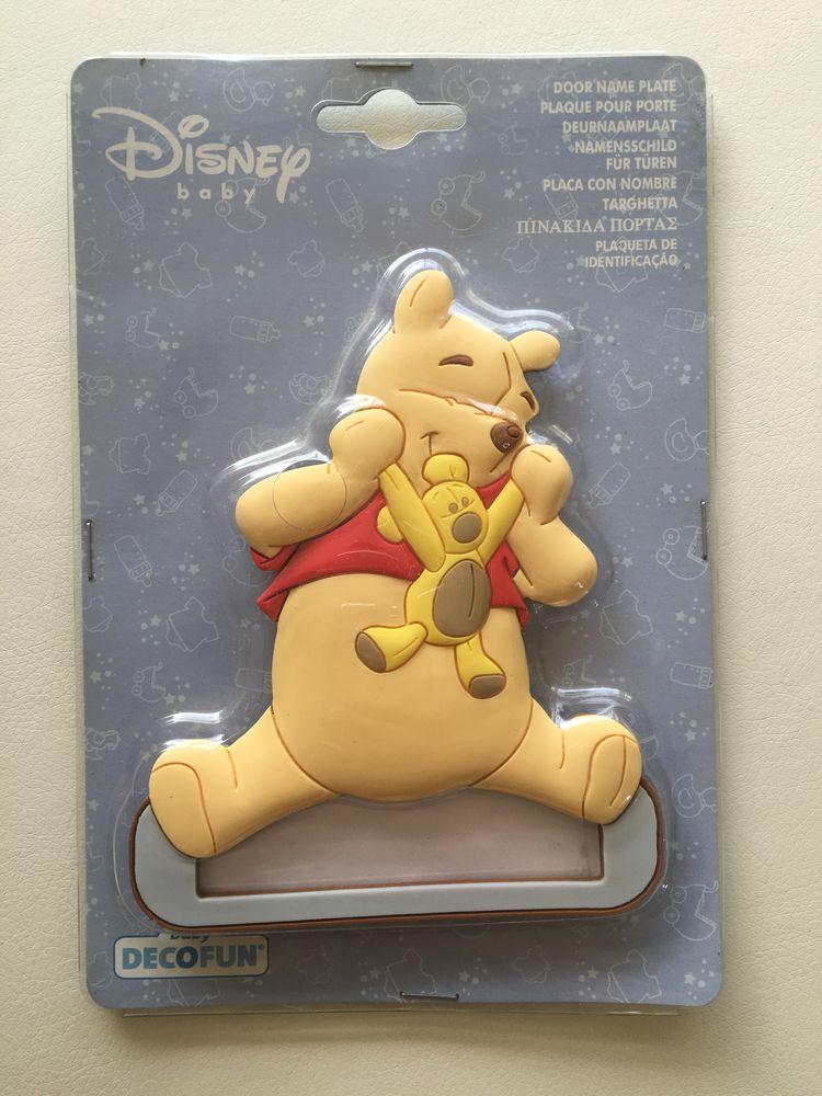 Plaque de porte Disney baby NEUVE 10 Mazan (84)