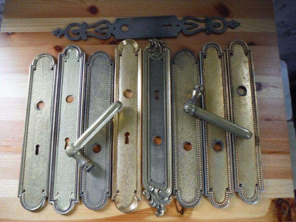 8 Plaques propreté pour portes 35 Villeneuve-le-Roi (94)