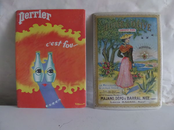 plaques publicitaires 13 Lyon 8 (69)