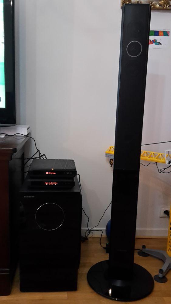 TV Plasma Samsung 133 cm + Home Cinéma Samsung 450 Boulogne-Billancourt (92)