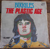 The plastic age Buggles Island disque vinyle  7 Laval (53)