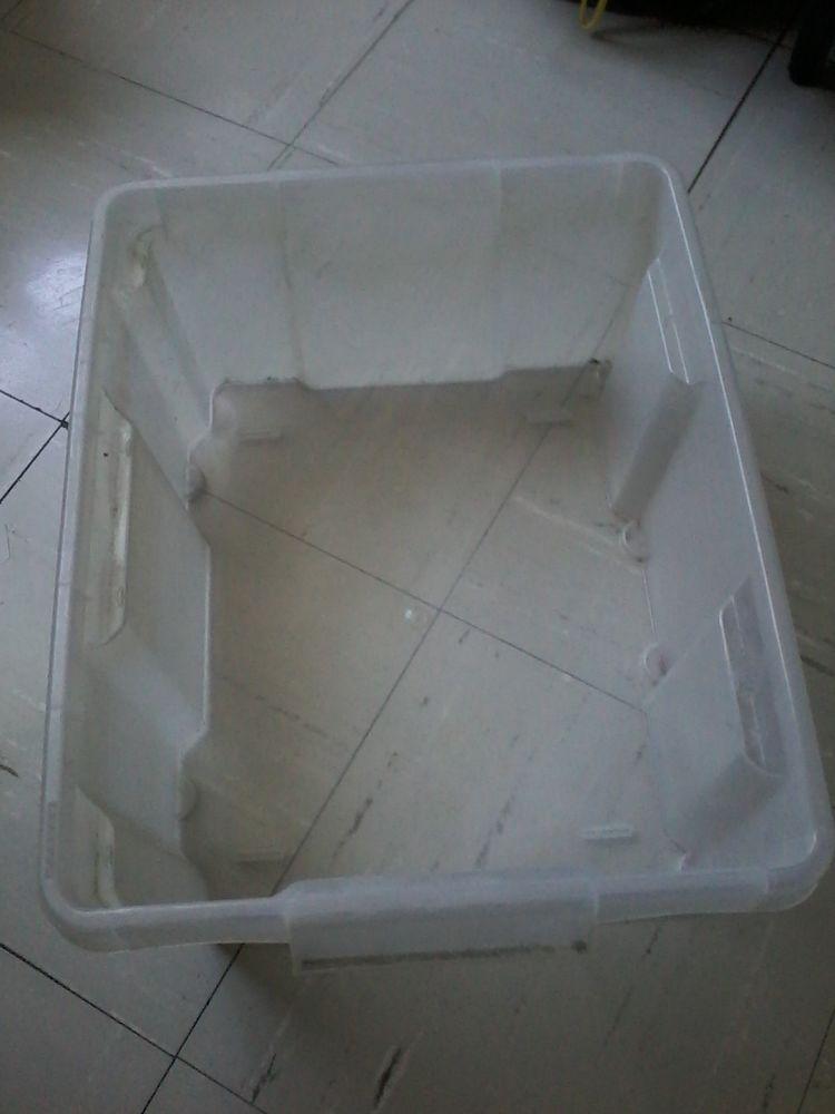box en plastique transparent  2 Tourcoing (59)