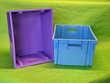2 box en plastique