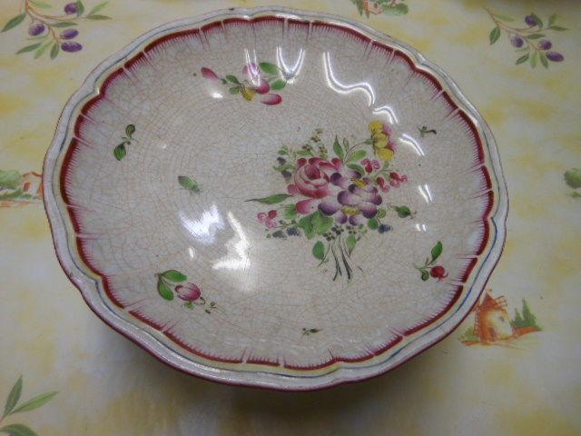 plat assiette ancien sur pieds 4pa72 5 Grézieu-la-Varenne (69)