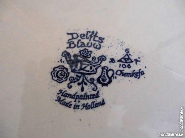 plat en delf 20 Houplin-Ancoisne (59)