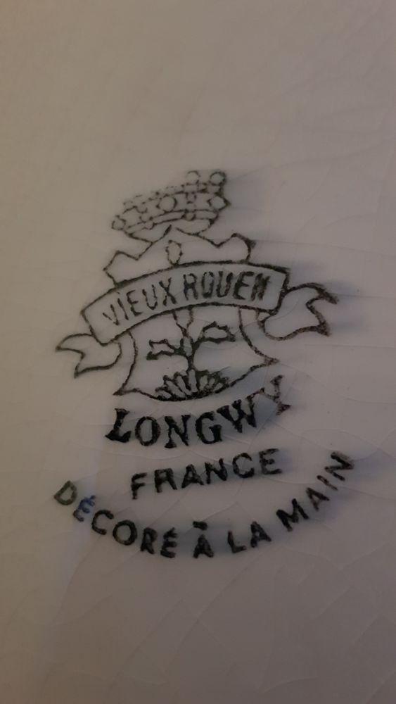 Plat long ,LONGWY 40 Saint-Brice-sous-Forêt (95)