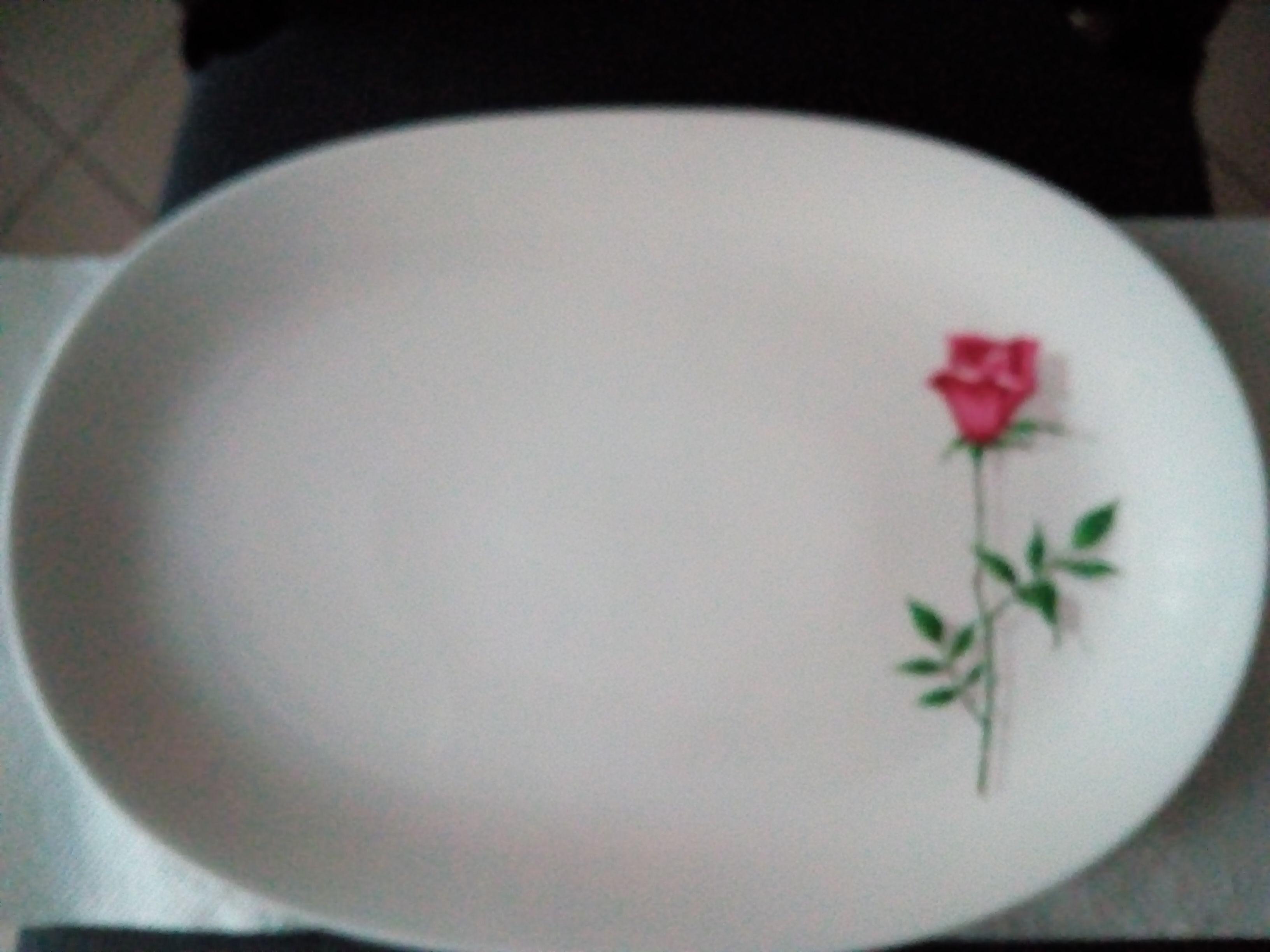 Plat ovale en porcelaine de Bavière  10 Savigny-sur-Orge (91)