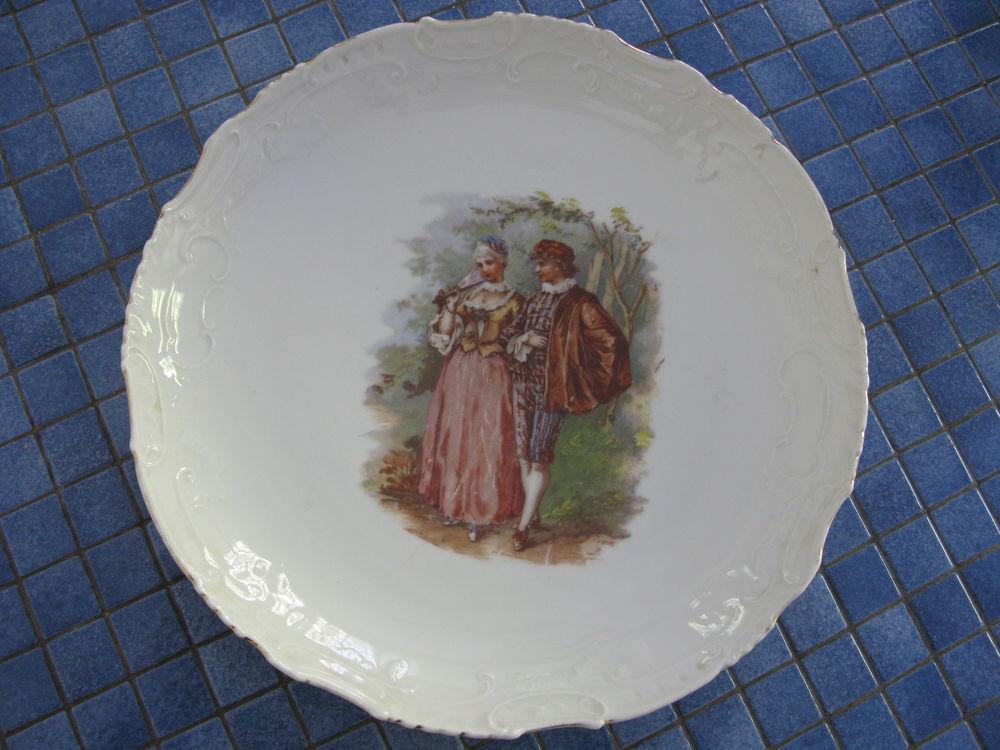 plat porcelaine 15 Étaples (62)