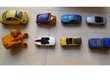 plateau /miroir, plateau bois sculpté, voitures miniatures Décoration