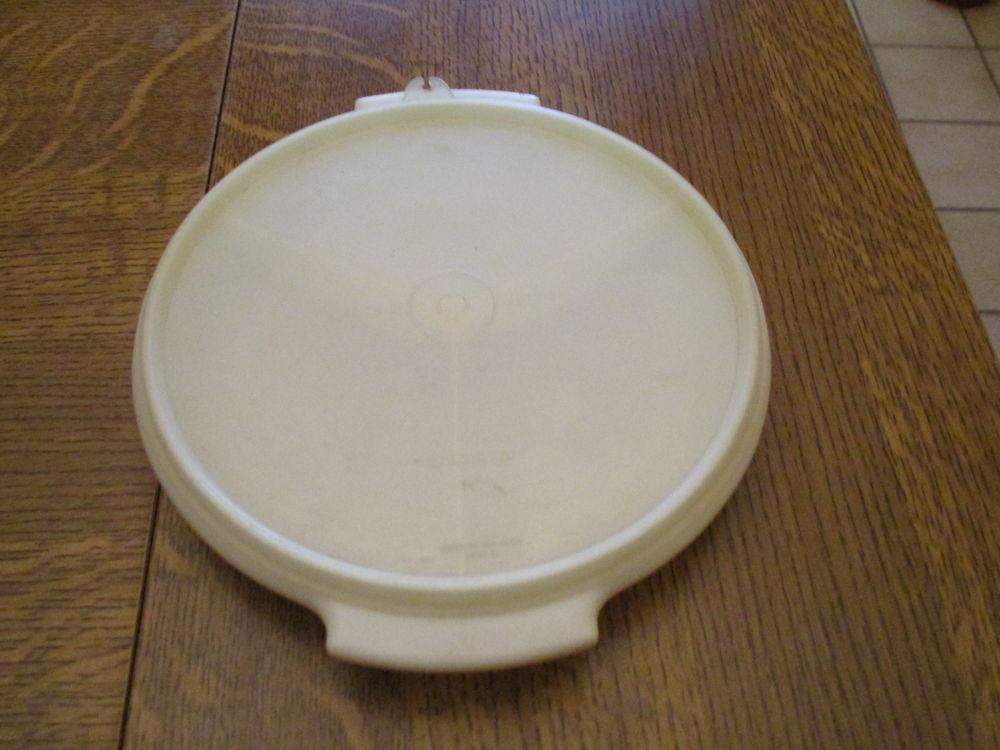Plateau présentoir apéritif tupperware vintage 7 Mérignies (59)