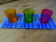 plateau support verres