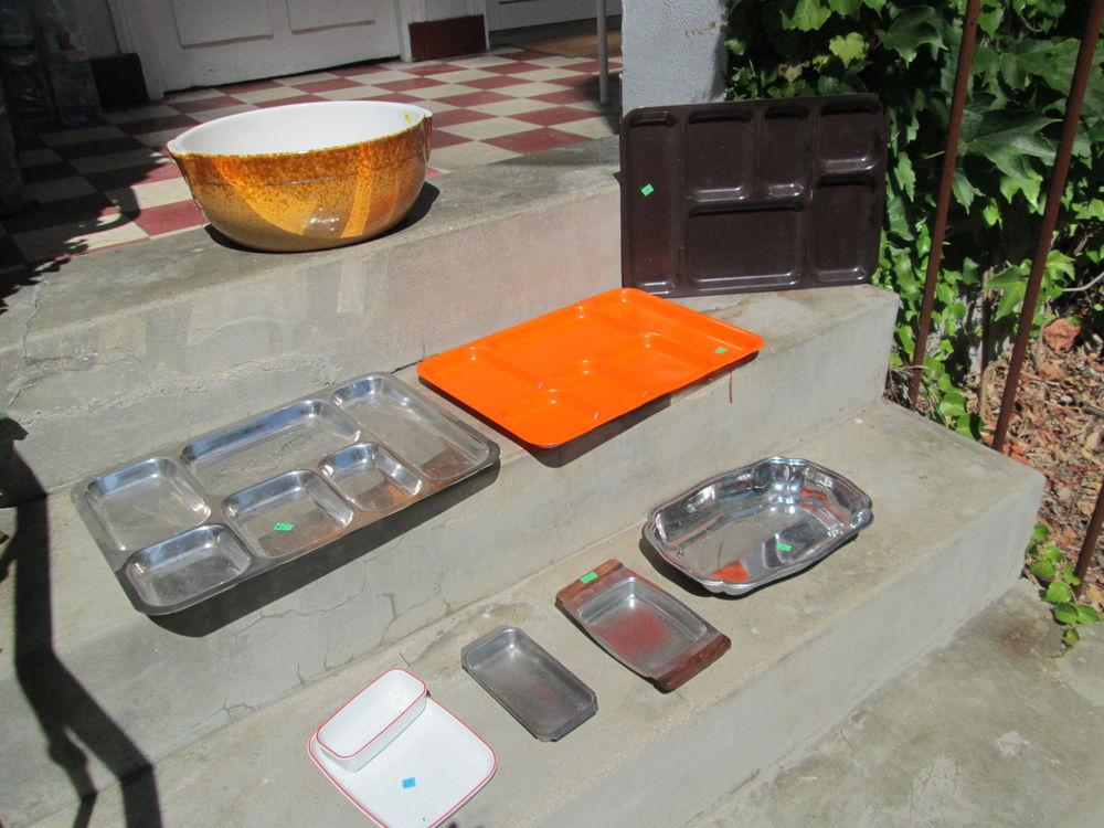 Plateaux et petits plats de table 2 Herblay (95)