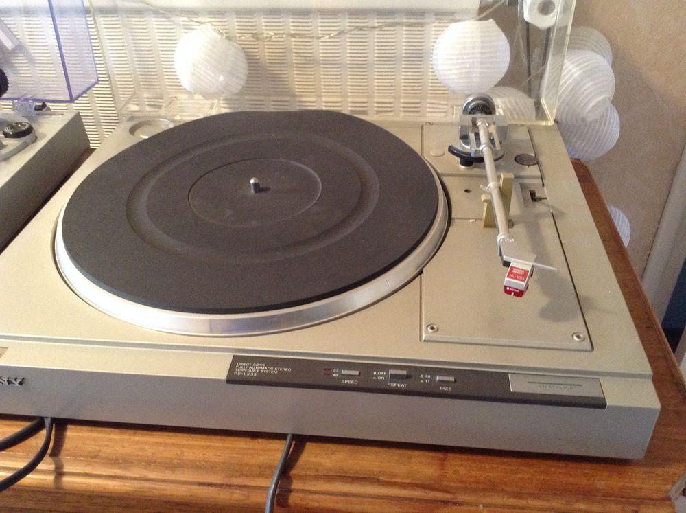 Platine disque SONY 30 Niort (79)