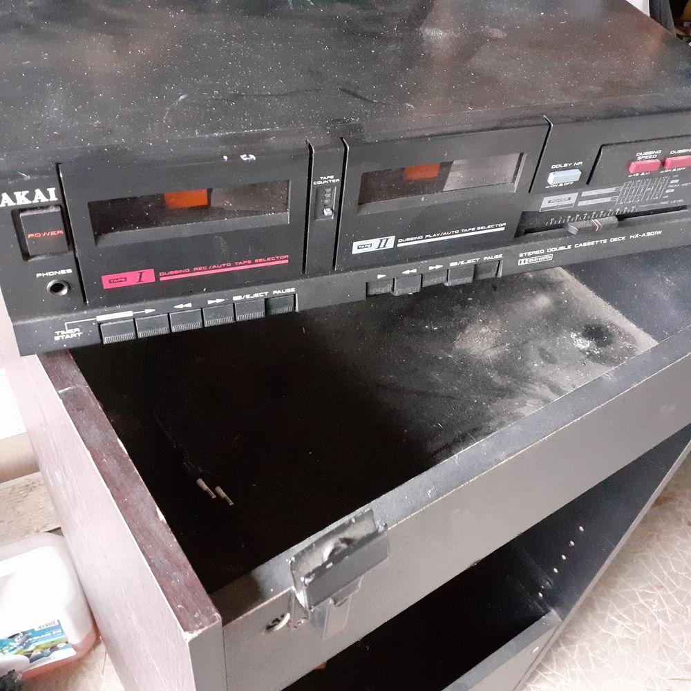 Platine double cassettes  30 Châteauroux (36)