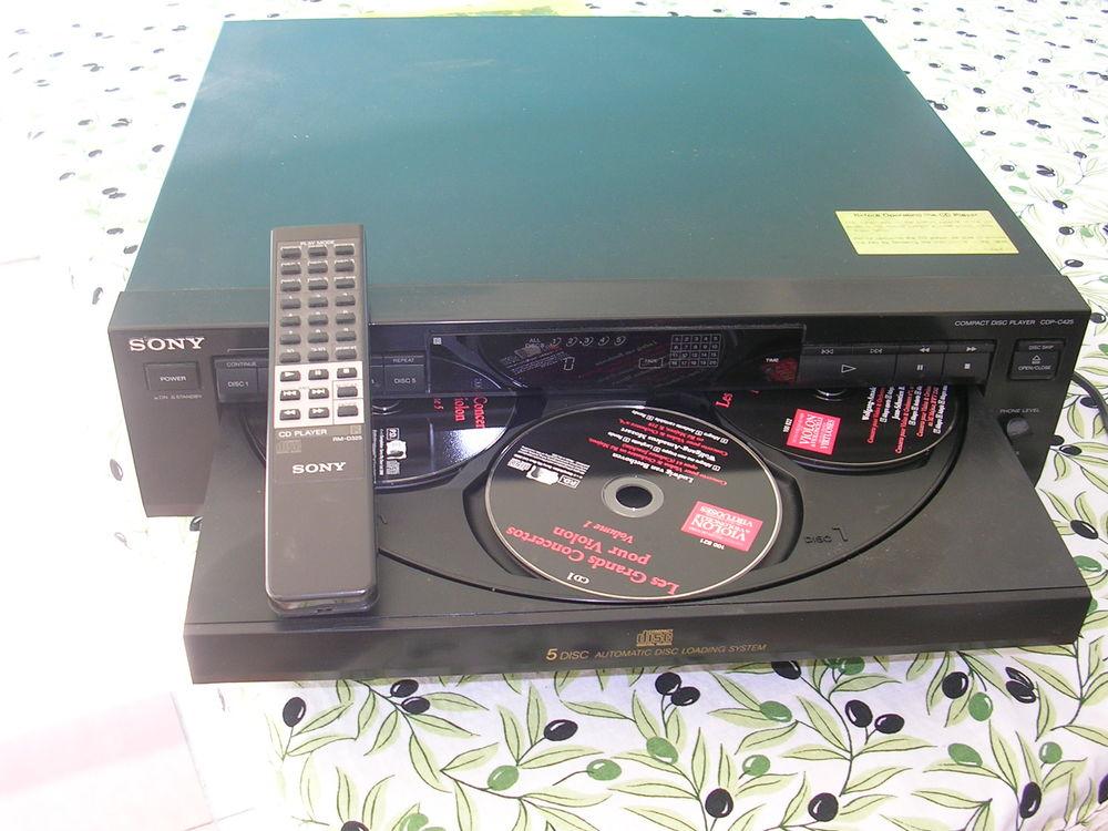 Platine lecteur CD 60 Navenne (70)