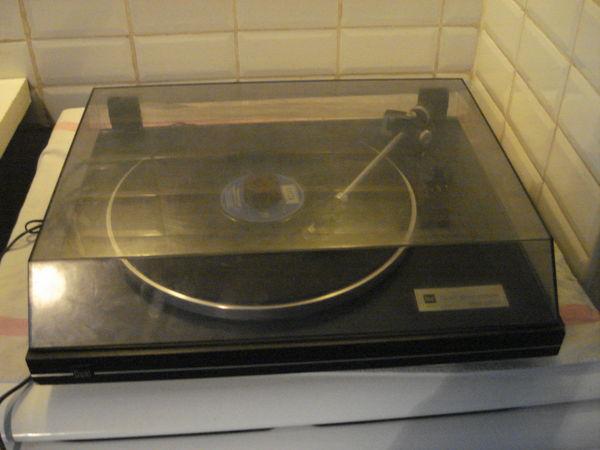 Platine vinyle dual cs 450 120 Fontenay-le-Fleury (78)