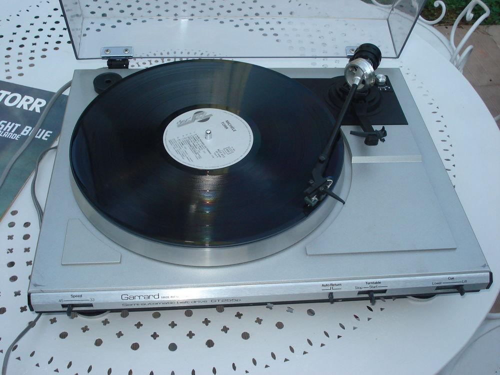 Platine Vinyle Garrard gt255p 70 Fontenay-le-Fleury (78)